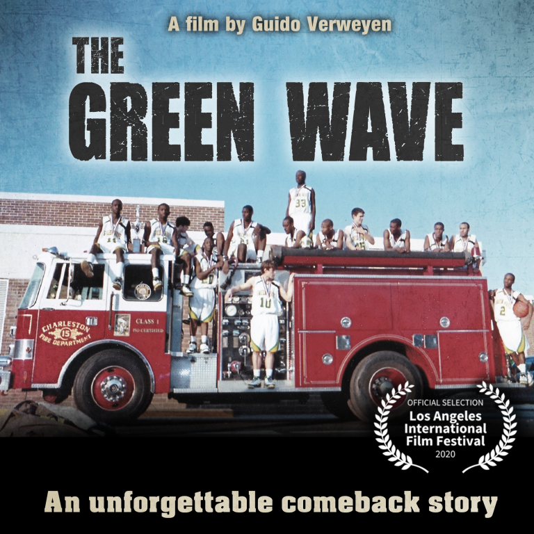 The Green Wave - Poster Chris Wirsig