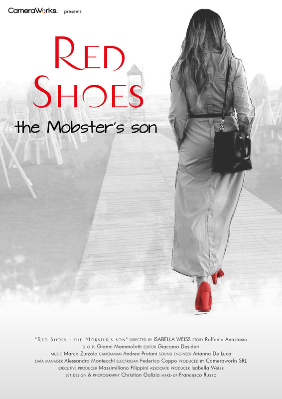 RED SHOES-poster